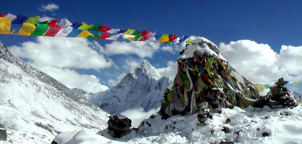 Everest Base Camp Trek Prayer Flag