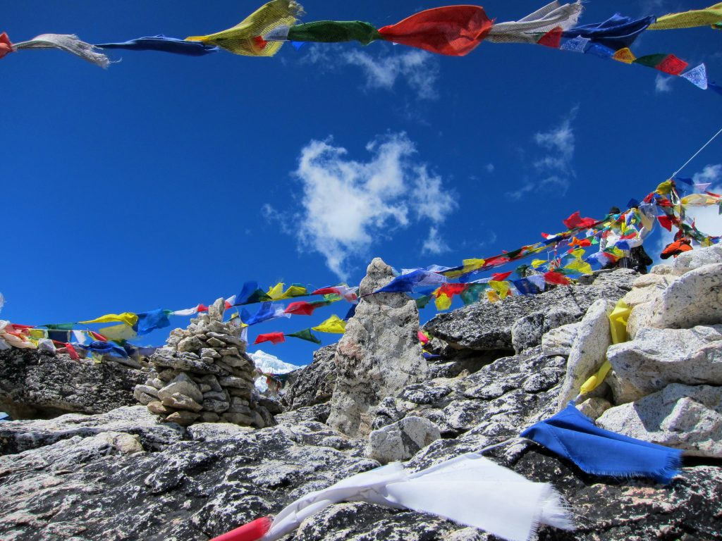 Everest Base Camp Trek Route