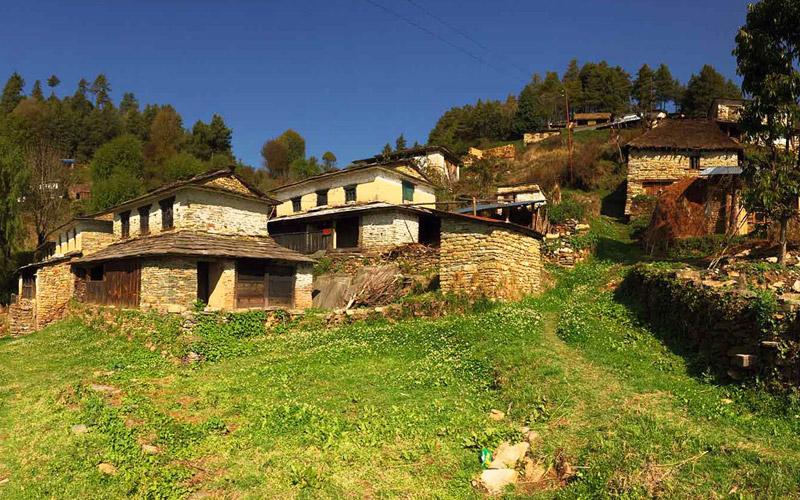 Karbakeli Village