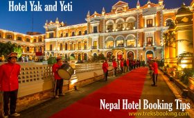 Nepal Hotel Booking Tips