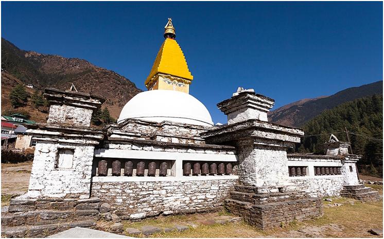 pikey peak buddhist monastery