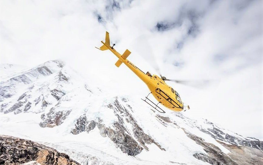 Altitude Air Helicopter Crash