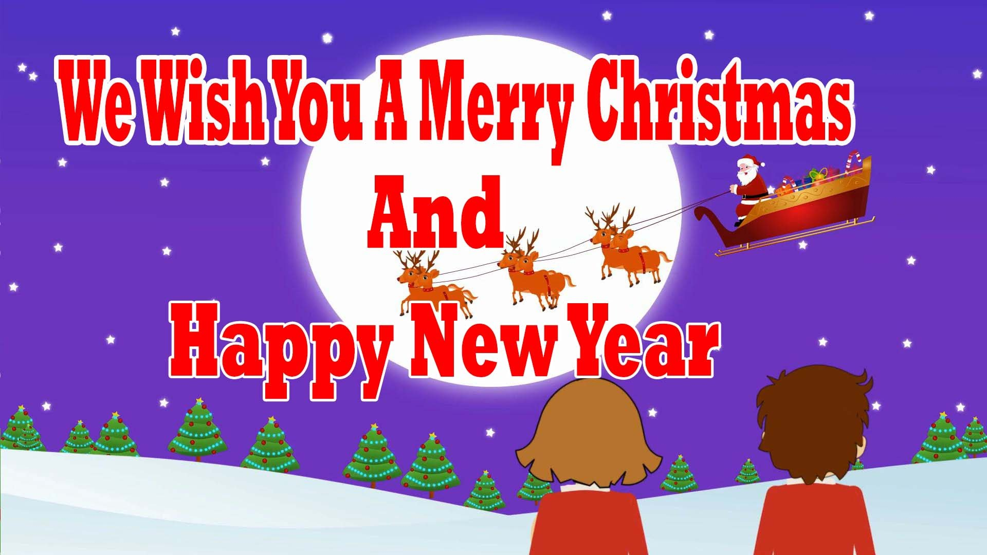 Merry Christmas and Happy New Year 2019, Merry Christmas